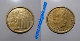 Espanha KM#935ES94 - 100 PESETAS 1994