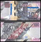 Kenya - 100 SHILLINGS 2019