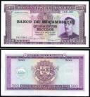 Moçambique - 500 ESCUDOS 1967