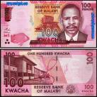 Malawi MWI100(2017) - 100 KWACHA 2017