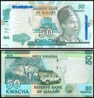 Malawi MWI50(2018) - 50 KWACHA 2018