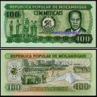 Moçambique MOZ100(1980)g - 100 METICAIS 1980
