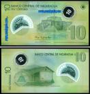 Nicarágua - 10 CORDOBAS 2007-09ND