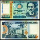 Peru PER10000(1988)k - 10000 INTIS 1988