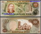 Philippines PHL10(1974-85ND)e - 10 PESOS (1974-85ND)