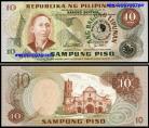 Philippines PHL10(1981)f - 10 PESOS 1981