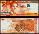 Filipinas - 20 PESOS 2013