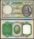 Portugal - 20 ESCUDOS 1954 D. António Luís de Meneses
