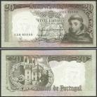 Portugal BP063(CZK40444) Chapa7 - 20 ESCUDOS 26 Maio 1964 Santo António (verde)