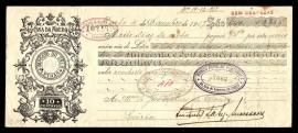 Portugal PRT-LETRA$10(1917-52$86) - Letra 10 CENTAVOS Casa da Moeda 4 Dezembro 1917