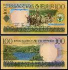 Rwanda - 100 FRANCS 2003