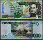 S.Tomé e Príncipe - 100000 DOBRAS 2013