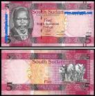 Sudão - 5 PONDS 2015