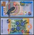 Suriname SUR5(2000)j - 5 GULDEN 2000