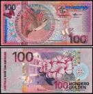 Suriname - 100 GULDEN 2000