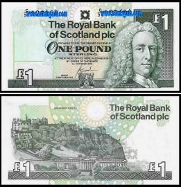 Scotland  SCO1(2001)e - 1 POUND 2001