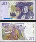 Suécia - 20 KRONOR 2006