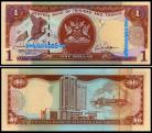 Trinidad e Tobago - 1 DOLLAR 2006