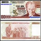 Turquia TUR100000-1970(1997)h - 100000 LIRA ND1970(1997)