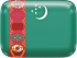 Turcomenistão (Turkmenistan)