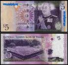 Tonga TON5(2009ND)b - 5 PA'ANGA 2009ND