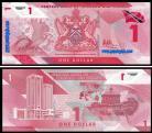 Trinidad e Tobago TTO1(2020)d - 1 DOLLAR 2020