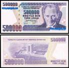 Turquia - 500000 LIRASI 1998ND