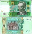 Ucrânia UKR20(2005)f - 20 HRYVEN 2005