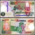 Zambia - 1000 KWACHA 2011